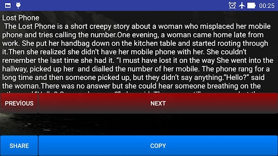 App Scary Stories apk for kindle fire