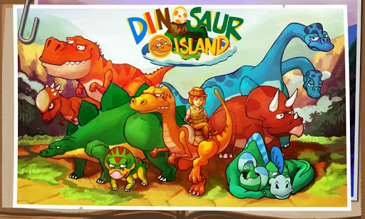 Dino Island screenshot 3