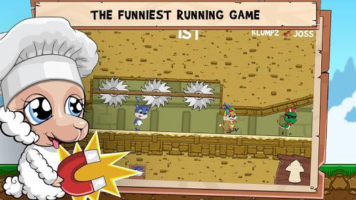 Fun Run 2 - Multiplayer Race screenshot 4