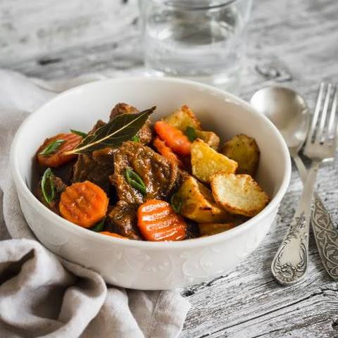 The Absolute Best Beef Stew