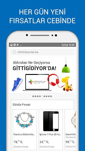GittiGidiyor screenshot 1