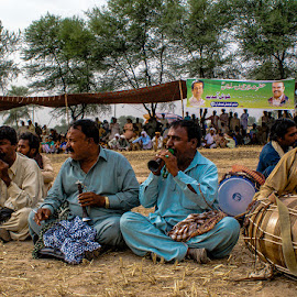 by Mohsin Raza - People Musicians & Entertainers
