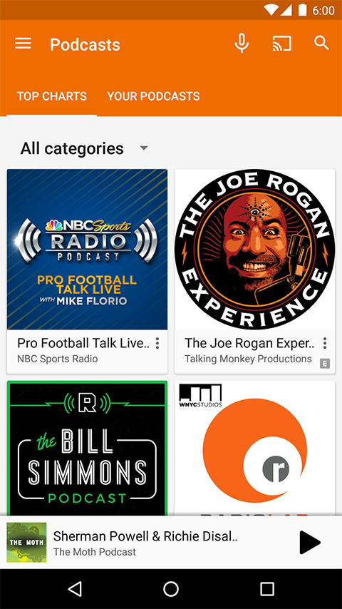 Google Play Music Screenshot 6