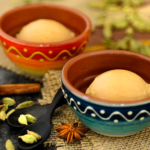 Indian Sweets - Chai Ice Cream