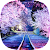 Sakura Live Wallpaper file APK Free for PC, smart TV Download