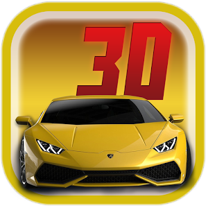3D Super Car Race