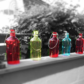 Colors by Bjørg Holberg - Artistic Objects Glass