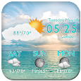 Weather & Clock Widget APK Version 1.0
