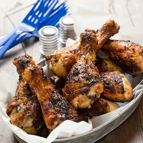 Beer Marinated Chicken Drumsticks