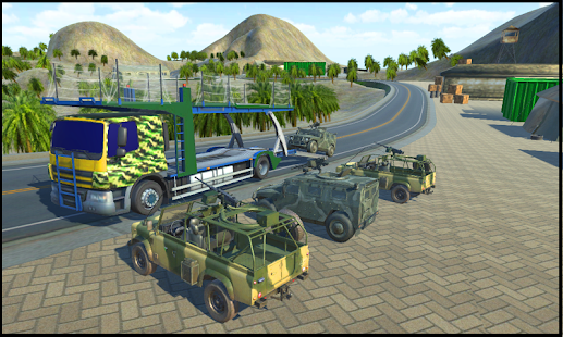 Army Transporter Truck Cheats unlim gold