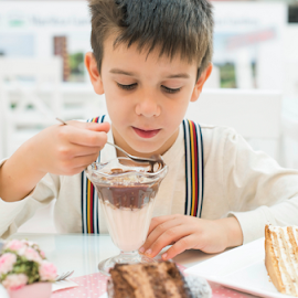 Child eat milk choco shake by Deyan Georgiev - Food & Drink Eating ( face, person, yogurt, diet, straw, drinking, shake, one, little, children, cute, restaurant, people, kid, child, sharing, girl, fresh, milk, happy, ice, drink, childhood, milkshake, smiling, gourmet, dessert, beautiful, white, delicious, kids, young, cream, shakes, sweet, food, background, eating, healthy, cafe, preschooler, eat, boy )