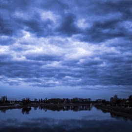 Skylines in the Osijek by Maja Candrlic - City,  Street & Park  Skylines