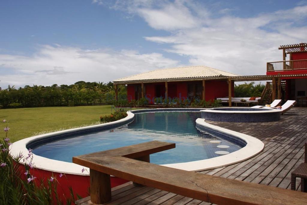 Casa em Condomínio com vista para o mar