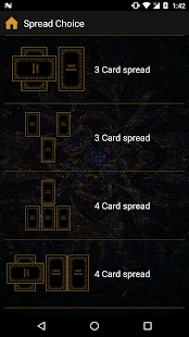Tarot Spread Pro - screenshot