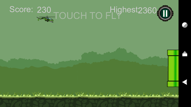 CopterThrottle apk screenshot