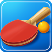 Table Tennis Master 3D Icon