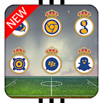 Madrid Football Theme Icon