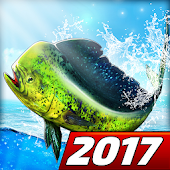 Let's Fish: Sport Fishing Games. Bass simulator