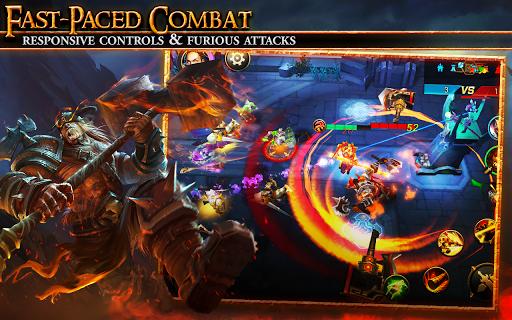 Eternal Arena - screenshot
