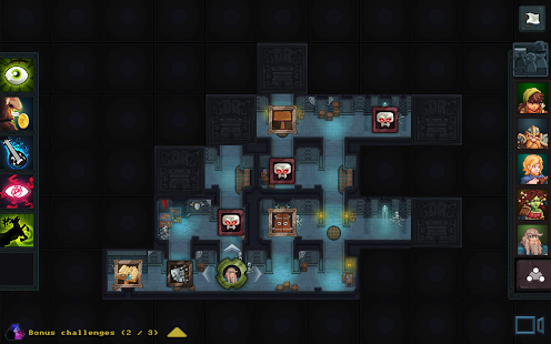 Dungeon Rushers Screenshot
