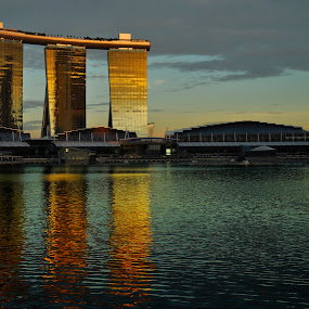 Marina Bay Sands by Yosh Ginsu - Buildings & Architecture Office Buildings & Hotels