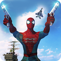Spider Navy Stealth Mission For PC (Windows And Mac)
