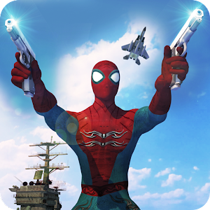 Spider Navy Stealth Mission For PC (Windows & MAC)