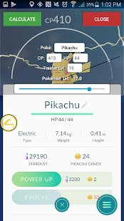 IV Calculator – PokeGo Master