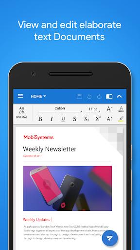 OfficeSuite Pro + PDF (Trial) screenshot 1