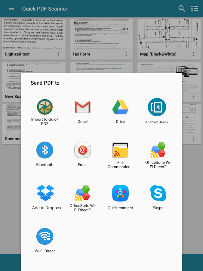 Quick PDF Scanner Pro Screenshot 15