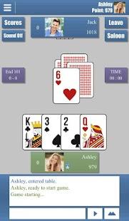 Pishti Card Game - Online for pc
