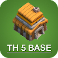 App New COC Town Hall 5 Base APK for Kindle
