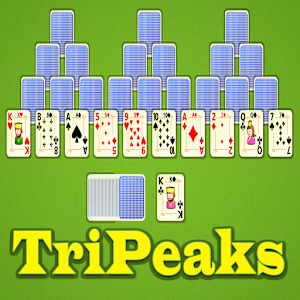TriPeaks Solitaire Mobile Icon