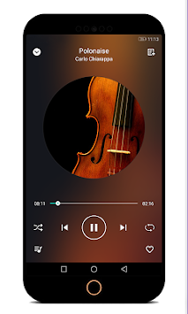 IN Music APK screenshot thumbnail 3