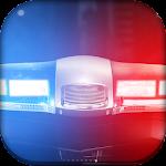 Police siren light & sound Icon