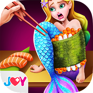 Mermaid Secrets16 – Save a Mermaid Princess Sushi For PC / Windows 7/8/10 / Mac – Free Download