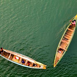 BOATS by Nanda Ban - Transportation Boats