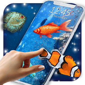Ocean Fish HD Live Wallpaper Icon