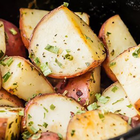 How To Make Garlic Ranch Potatoes In A Slow Cooker
