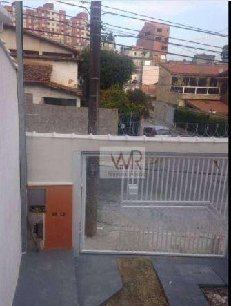 Sobrado à Venda - Vila Nancy