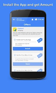 iCash Free Recharge - screenshot