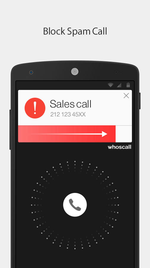 Whoscall - Caller ID & Block Screenshot 1