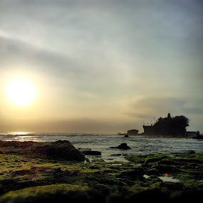 Tanah Lot by Vincentius Dedy Angsana - Instagram & Mobile Android