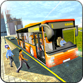 Download City Tour Bus Coach Driver 3D APK to PC