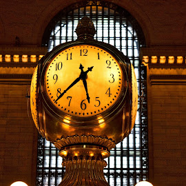 GCT Clock by Mike Scott - Novices Only Objects & Still Life