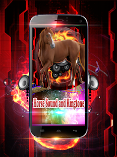 Horse Sound and Ringtone free - screenshot