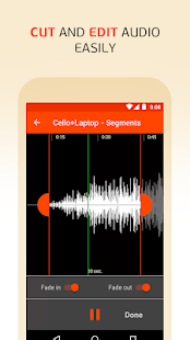 Audiko: ringtones, notifications and alarm sounds. Screenshot