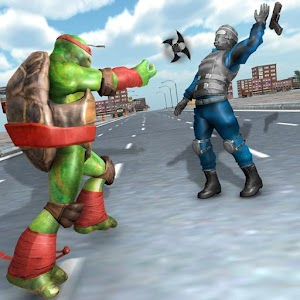 Incredible Ninja Turtle Sword : Superheros Combat For PC / Windows 7/8/10 / Mac – Free Download