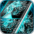 Neon Keyboard Tiger APK Descargar