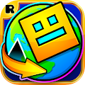 Geometry Dash World APK for Bluestacks